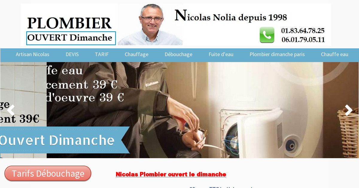 Combien coute un plombier - Combien coute 1 litre d eau du robinet ...